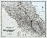 Sonoma County 1980 to 1996 Tracing, Sonoma County 1980 to 1996
